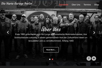 Website DHGB