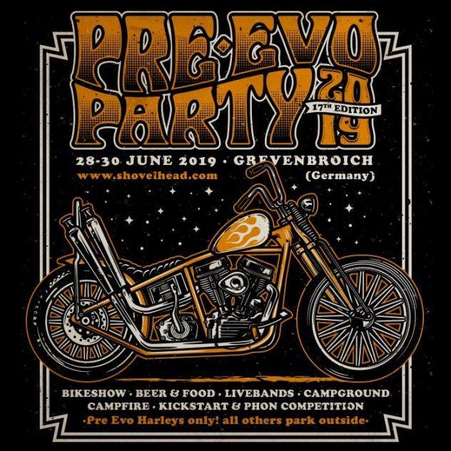 Pre-Evo Party