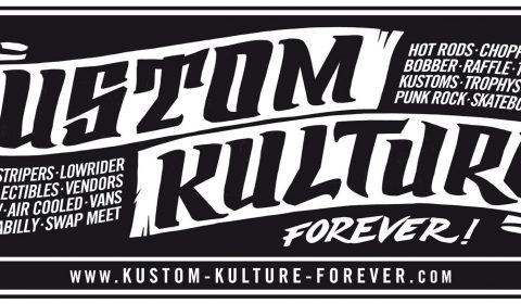 Kustom Kulture Forever