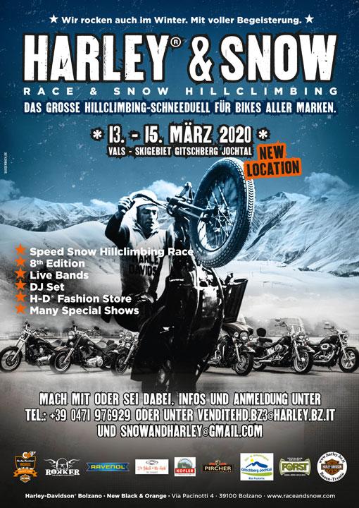 Harley & Snow 2020