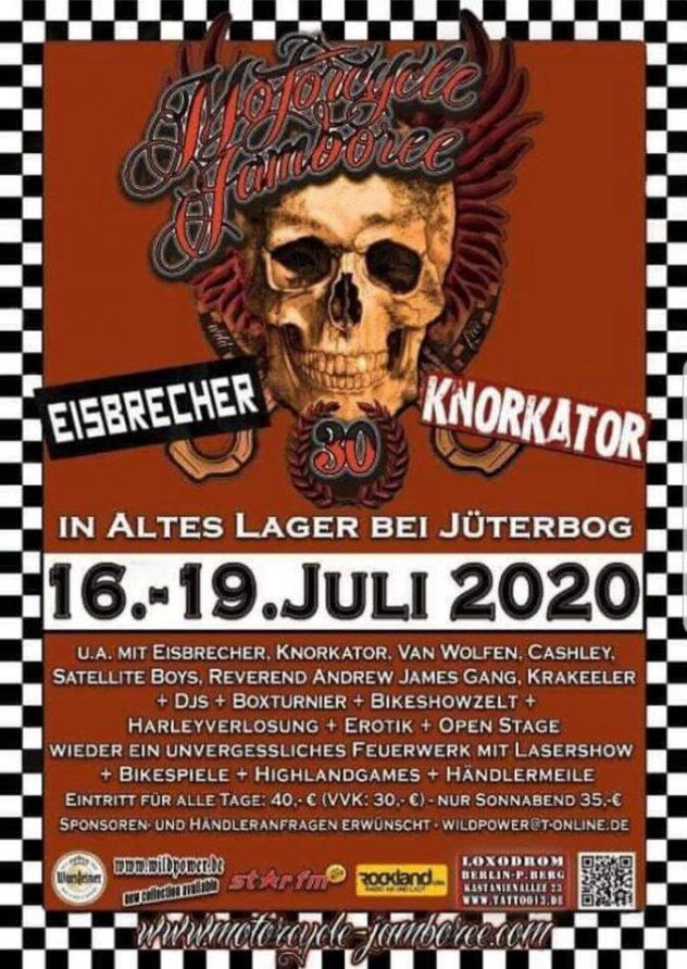 Motorcycle Jamboree 2020