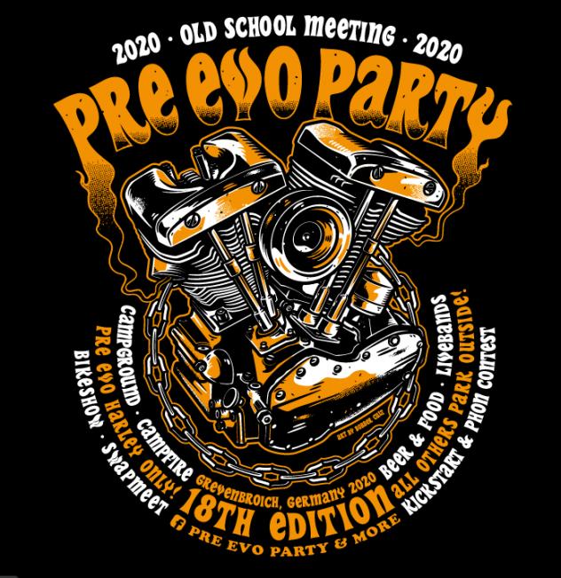 Pre Evo Party 2020